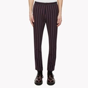 Theory Men's Plymouth Seer Stripe Pant Size 34